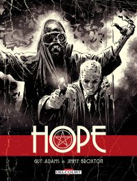 Hope, comics chez Delcourt de Adams, Broxton
