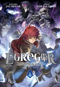 Egregor T1 : La Moisson Nocturne (0), manga chez Meian de Skwar, Kim