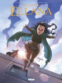 Ellana T5 : Chutes (0), bd chez Glénat de Lylian, Martin, Vial
