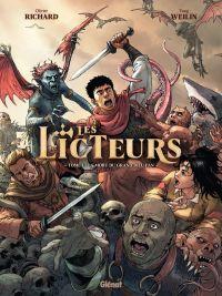Les Licteurs T1 : La mort du grand dieu Pan (0), bd chez Glénat de Richard, Wei Lin, Zhiming