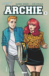 Riverdale présente... T3 : Archie 3 (0), comics chez Glénat de Waid, Eisma, Szymanowicz