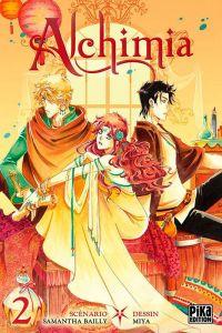 Alchimia T2, manga chez Pika de Bailly, Miya