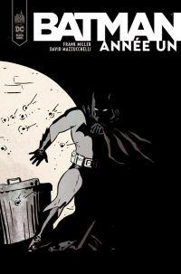 Batman année un , comics chez Urban Comics de Miller, Mazzucchelli, Lewis