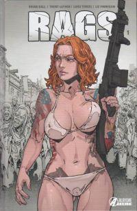 RAGS T1, comics chez Alayone Comics de Luther, Ball, Teruel, Drapala
