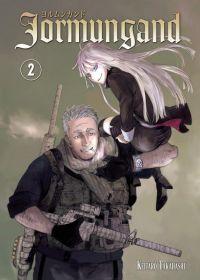 Jormungand T2, manga chez Meian de Takahashi