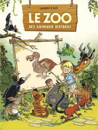 Le  Zoo des animaux disparus T1, bd chez Bamboo de Cazenove, Bloz, Amouriq, Mirabelle