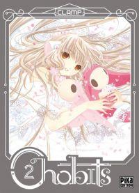 Chobits – Edition 20 ans, T2, manga chez Pika de Clamp
