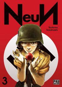 NeuN T3, manga chez Pika de Takahashi