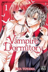 Vampire dormitory T1, manga chez Pika de Toyama