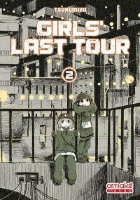 Girls' last tour T2, manga chez Omaké books de Tsukumizu