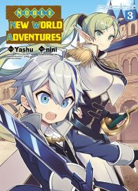 Noble new world adventures T3, manga chez Komikku éditions de Yashu, NINI - Japon