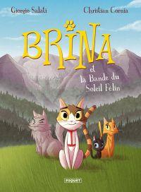 Brina : Brina et le gang du Soleil (0), bd chez Paquet de Salati, Cornia