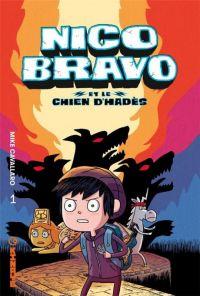 Nico Bravo T1 : Nico Bravo et le Chien d'Hadès (0), comics chez Kinaye de Cavallaro