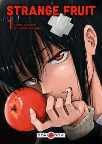 Strange fruit T1, manga chez Bamboo de Atsushi, Ishikawa