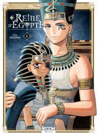 Reine d'Egypte T4, manga chez Ki-oon de Inudoh