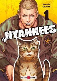 Nyankees T1, manga chez Bamboo de Okada