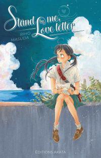 Stand by me, love letter, manga chez Akata de Masuda