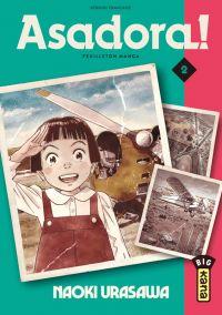 Asadora ! T2, manga chez Kana de Urasawa