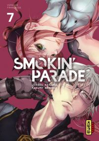 Smokin'parade T7, manga chez Kana de Kataoka, Kondou