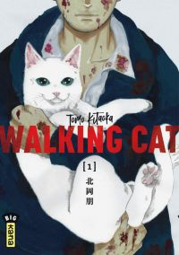 Walking cat T1, manga chez Kana de Kitaoka