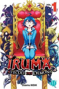 Iruma à l'école des démons T1, manga chez Nobi Nobi! de Nishi