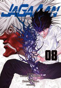 Jagaaan T8, manga chez Kazé manga de Kaneshiro, Nishida