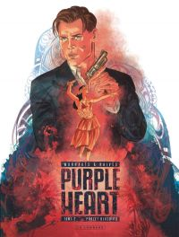 Purple heart T2 : Projet Blue Bird (0), bd chez Le Lombard de Warnauts, Raives