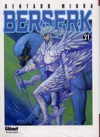 Berserk T21, manga chez Glénat de Miura