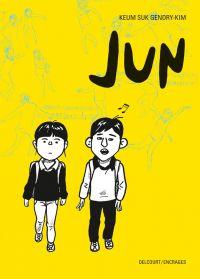 Jun, bd chez Delcourt de Keum Suk