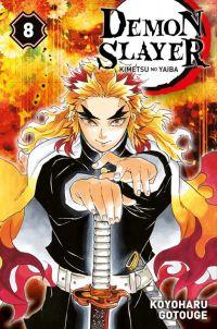 Demon slayer T8, manga chez Panini Comics de Gotouge