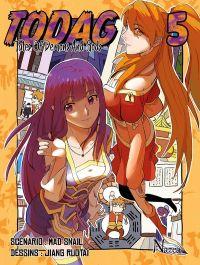 Todag - Tales of demon and gods T5, manga chez Nazca de Mad snail, Ruotai