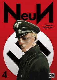NeuN T4, manga chez Pika de Takahashi