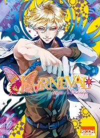 Karneval T23, manga chez Ki-oon de Mikanagi