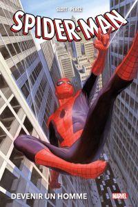 Spider-Man : Devenir un homme (0), comics chez Panini Comics de Slott, Perez, Herring, Ross