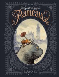 Le Grand voyage de Rameau, bd chez Soleil de Phicil