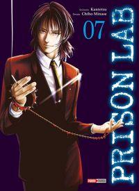 Prison lab T7, manga chez Panini Comics de Kantetsu, Minase