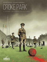 Croke Park : Dimanche sanglant à Dublin (0), bd chez Delcourt de Gâche, Guerineau