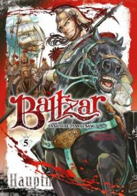 Baltzar T5, manga chez Meian de Nakajima