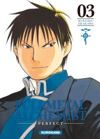 Fullmetal Alchemist – Perfect, T3, manga chez Kurokawa de Arakawa