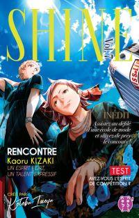 Shine T7, manga chez Nobi Nobi! de Inoya