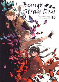Bungô stray dogs T15, manga chez Ototo de Asagiri, Harukawa35
