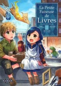 La petite faiseuse de livres T3, manga chez Ototo de Kazuki, Suzuka