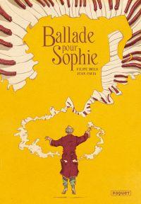Ballade pour Sophie, bd chez Paquet de Melo, Cavia