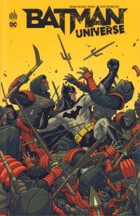 Batman universe, comics chez Urban Comics de Bendis, Maleev, Derington, Gaydos, Mulvihill, Stewart