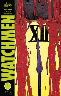 Watchmen T12, comics chez Urban Comics de Moore, Gibbons, Higgins