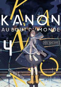 Kanon au bout du monde T4, manga chez Akata de Yoneshiro