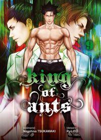 King of ants T9, manga chez Komikku éditions de Tsukawaki