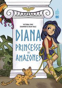 Diana-princesse des Amazones, comics chez Urban Comics de Hale, Hale, Ying, Pien