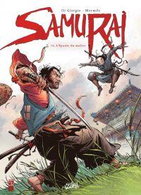 Samurai T14 : L'épaule du maître (0), bd chez Soleil de Di Giorgio, Mormile, Pieri
