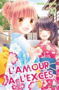 L'amour à l'excès  T10, manga chez Panini Comics de Haruta